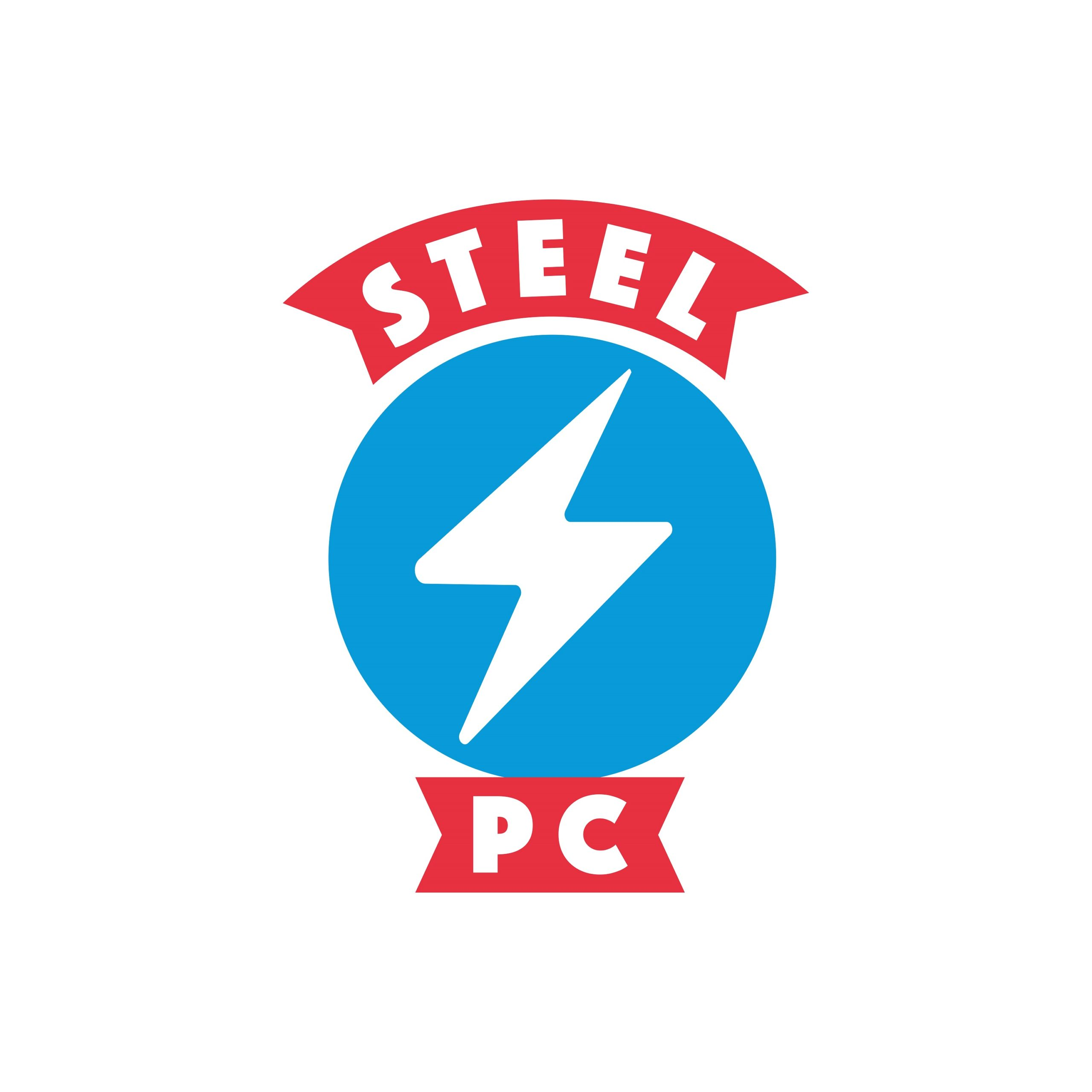 logo hd steel pc